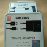 CHARGER SAMSUNG GALAXY C9 FAST CHARGING ORIGINAL BLACK