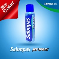 Salonpas Pain Relieving Jet Spray Pereda Sakit - 118 ML