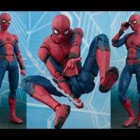 Shf Spiderman Homecoming