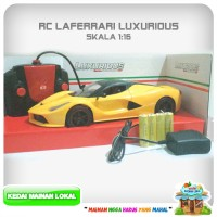 RC Laferrari Luxurious Skala 1:16 / Mainan Mobil Remote Murah