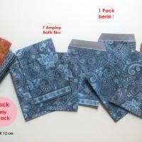 Jual Amplop Lebaran - Batik (Per Pack) Murah