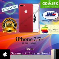 Ready stock iPhone 7 128GB RED EDITION BNIB garansi apple original