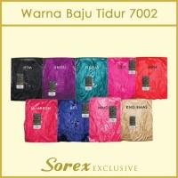 SPESIAL Baju Tidur Wanita Satin Halus Premium Lingerie Sorex Exclusive