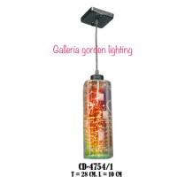 lampu dekorasi mini bar minimalis-meja makan 4754/1