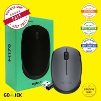Jual 100% Original Logitech M170 Wireless Mouse Murah
