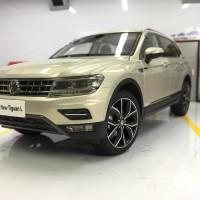 Diecast / Miniatur Mobil VW Tiguan 2017. Skala 18