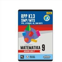 ANIMUS  RPP K13 KELAS 9  MATEMATIKA REVISI 2017