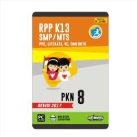 ANIMUS  RPP K13 KELAS 8 PKn  REVISI 2017