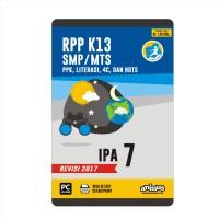ANIMUS  RPP K13 KELAS 7  IPA   REVISI 2017