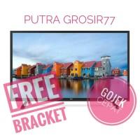 FREE BRACKET LG LED TV 32 INCH - 32LJ500D / 32Lj500 Garansi resmi