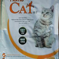 Home Cat 1kg - Makanan Kucing Premium Semua Umur - Dewasa Kitten