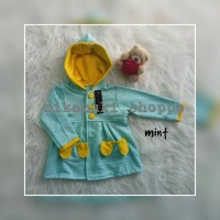 Jaket Bayi Perempuan Model Korea