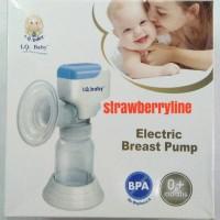 Electric breast pump/pompa asi IQ baby