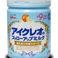 GLICO Icreo Follow-Up Baby Milk ( 9Months+) - Made In Japan