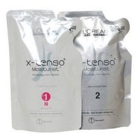 [New] LOREAL X-TENSO MOISTURIST SMOOTHING +NETRAL 125 ML