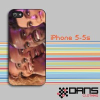 iPhone Case - iPhone 5s Beyonce Jay Z Kanye West and Kim Kardashian