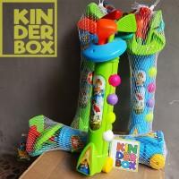 Mini Golf Set Mainan anak belajar main bola stick golf