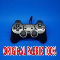TERMURAH Stick PS2 STIK PS2 ORIGINAL PABRIK BLACK STICK PS 2