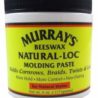 POMADE MURRAY'S / MURRAYS BEESWAX NATURAL LOC MOLDING PASTE