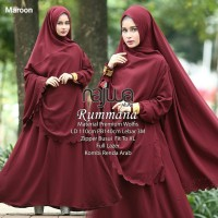 Gamis syari set lyra virna collection 3