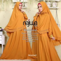 Gamis syari set lyra virna collection 5