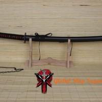 Pedang Samurai Katana Reflika Bankai Ichigo Ultimate CKDL265