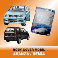 Selimut Cover Body Mobil Car Mantel Avanza Xenia Kuat Tahan Lama