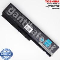 Baterai Original Laptop Toshiba Satellite A600, L600, L635, L640, L645