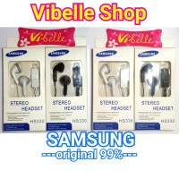 Headset EarPhone HandsFree Samsung Original 99% HS330 J S A 1 2 3 5 7