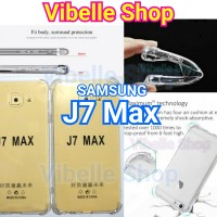 Softcase AntiCrack Samsung J7 Max Anti Crack Shock Case Samsung J7Max