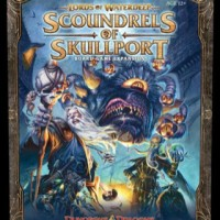 Lords of Waterdeep Scroundels of Skullport Expansion (Original)
