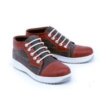 Sepatu Sekolah Anak Garsel Shoes GMU 9527