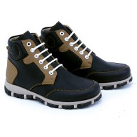 Sepatu Boots Anak Garsel Shoes GMU 9528