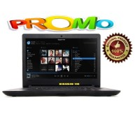 LAPTOP MURAH - HDD 1TB - RAM 4GB - PROC INTEL N3060 -LENOVO 110-14IBR