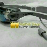 Jual Kacamata Renang Anti Fog & UV SPEEDO 866 Murah