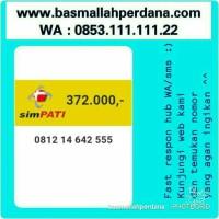 Nomor Cantik Simpati Seri Triple 0812 14 642 555 Rapih.A160