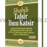 Shahih Tafsir Ibnu Katsir Jilid 9