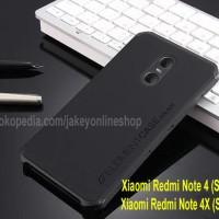 Xiaomi Redmi Note 4 4X case bumper casing body metal hp ELEMENT SOLACE