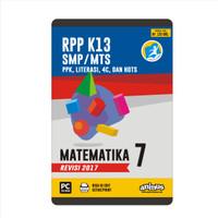 ANIMUS  RPP K13 KELAS 7  MATEMATIKA  REVISI 2017