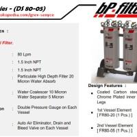 BP Filters/DS80/FIlter Solar,Diesel,BioDiesel,Industri