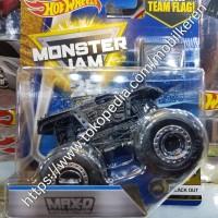 Hot Wheels Monster Jam 25 Black Out Max-D Maximum Destruction