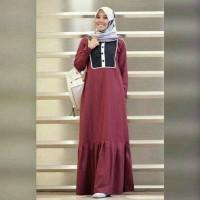 kirania 71 maxi dress/ gamis maxi/ gamis