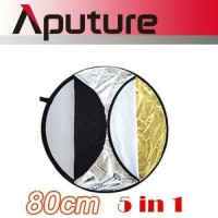 Aputure Blazzeo 5 in 1 Portable Reflector Disc 80 cm