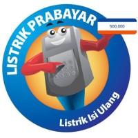Token Listrik PLN 500 rb