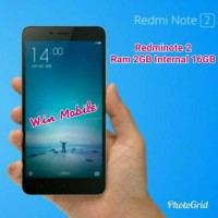 harga Xiaomi Redminote 2 2/16 Ram 2gb Internal 16gb / Redmi Note 2 Tokopedia.com