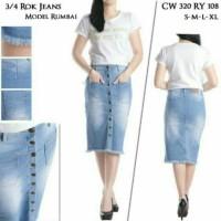 Rok Jeans JUMBO Rumbai. cW 320 Ry 107 / 108