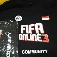 kaos fifa online 3 bahan distro