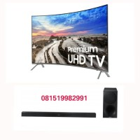 TV LED SAMSUNG 49 MU8000 PREMIUM UHD TV 4K BONUS SOUNDBAR HW-M360 NEW