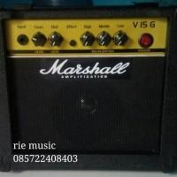 Ampli gitar custom marshall untuk di kamar