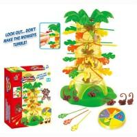 Tumbling Monkey Game / Mainan edukasi anak Tumbling Monkey Game
